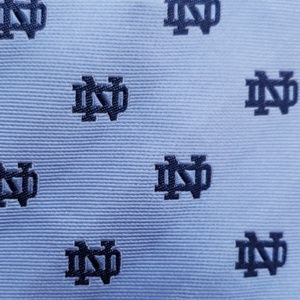 Jardine Collection Accessories - NWT Notre Dame Tie